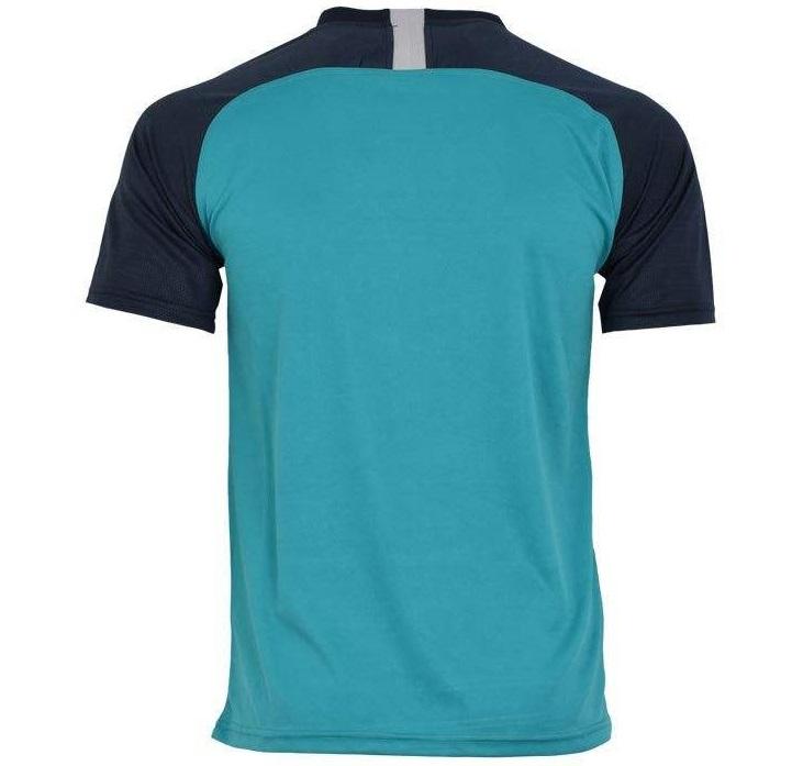 پیراهن و شورت ورزشی مردانه تاتنهام مدل 3rd18/19 به همراه تگ